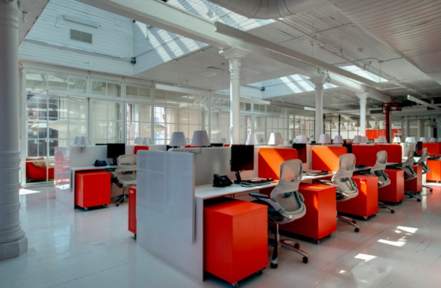 The world s best and worst office designs for Best office design in the world