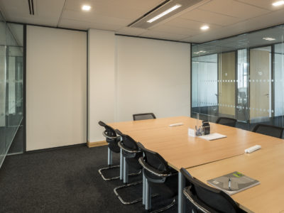 Office, Glass & Demountable Partitions | Applied Workplace