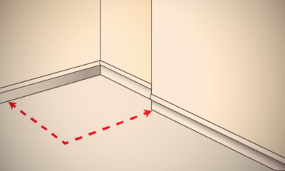 Office Partition Measuring Guide