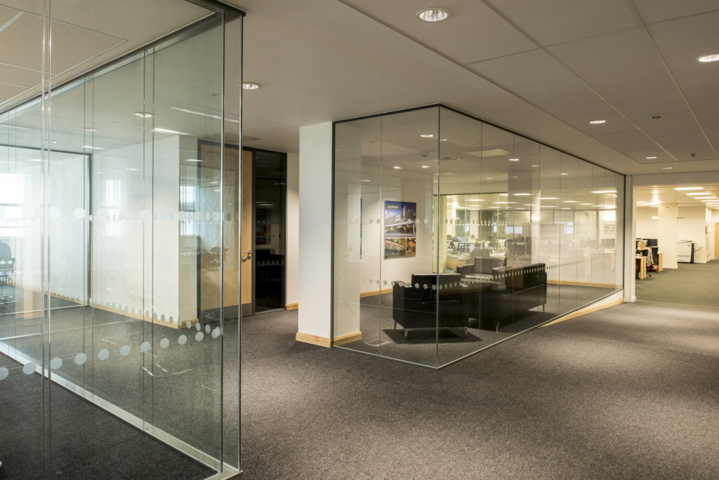 Sports Direct Acoustic Office Partitions Applied Workplace