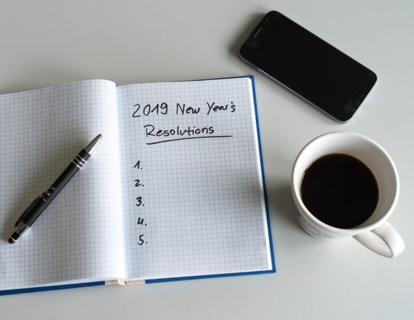 Office New Year Resolutions
