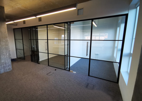 Crittall Style Partitions